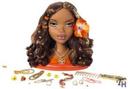 Juicy Bling Madison Styling Head 1