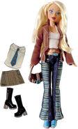 My Scene Back to School Barbie Doll