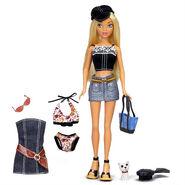 My Scene Spring Break Barbie Doll