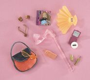 My Scene Masquerade Madness Barbie Accessories