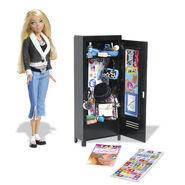 My Scene Secret Locker Barbie Doll