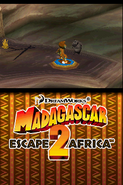 Madagascar Escape 2 Africa DS 128