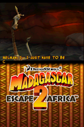 Madagascar Escape 2 Africa DS 165