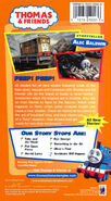 Races,RescuesandRunawaysandOtherThomasAdventures2001VHSbackcover