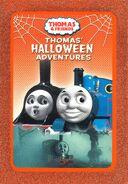 Thomas'HalloweenAdventures2007cover