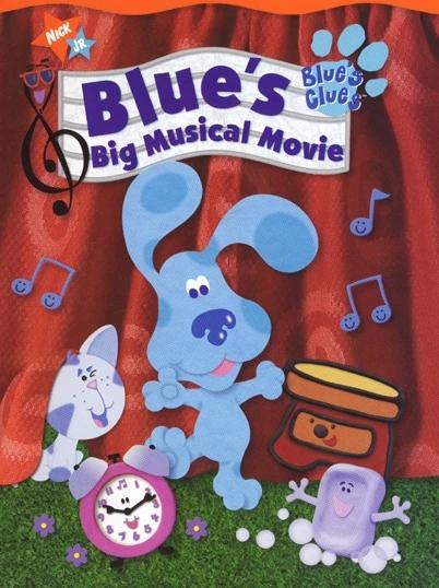 Blue's Clues: Blue's Big Musical Movie (2000)