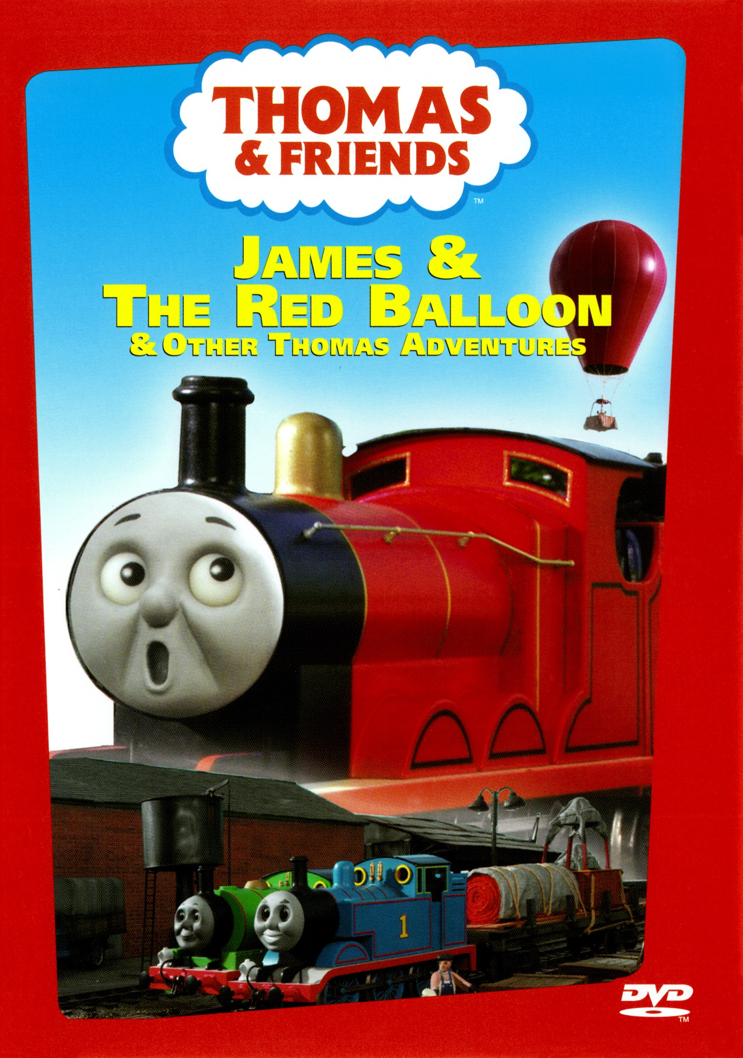 James & the Red Balloon and Other Thomas Adventures
