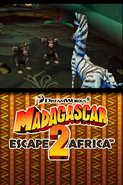 Madagascar Escape 2 Africa DS 258