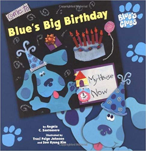 Blue's Big Birthday/Gallery