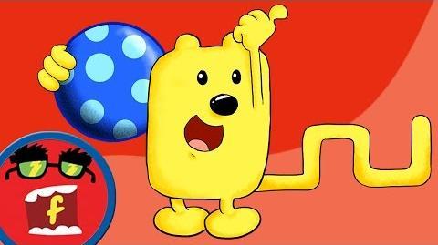 Me And My Shadow Fredbot Cartoons For Kids (Wow! Wow! Wubbzy!)