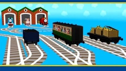 Getting There Learning Segment Thomas & Friends
