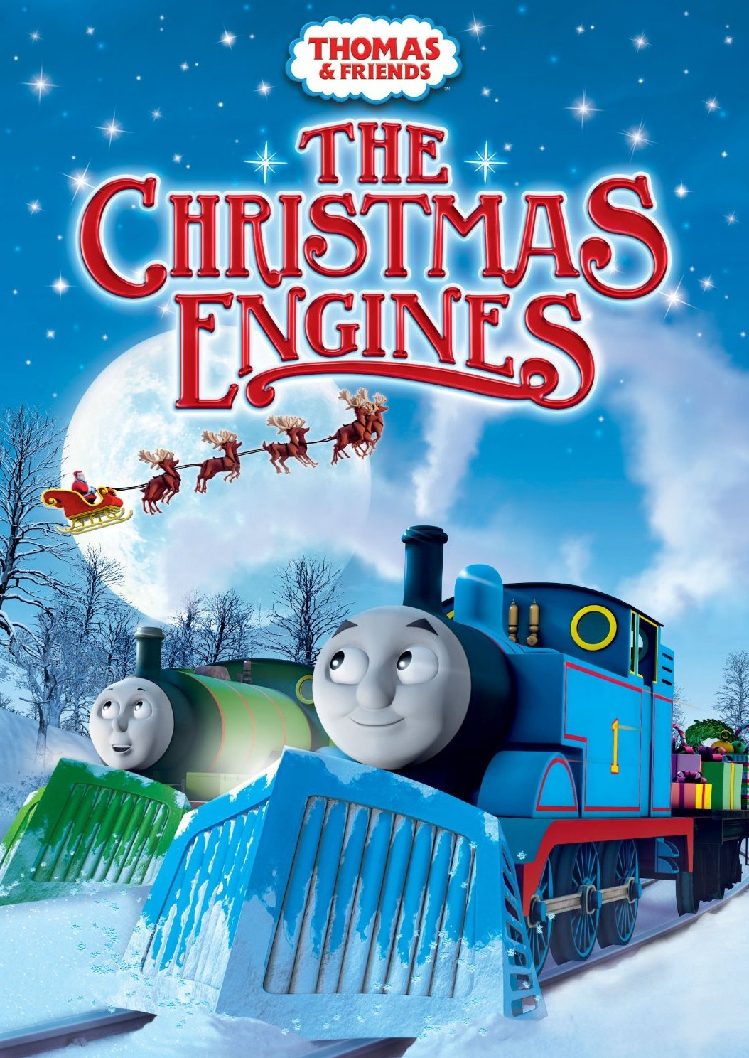 The Christmas Engines