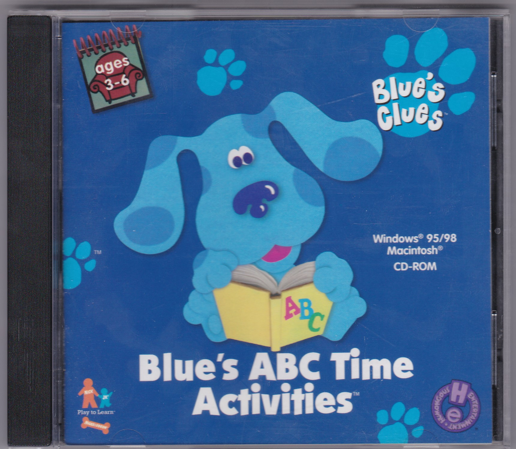 Blue's ABC Time Activites/Gallery