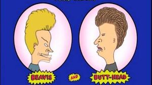 Beavis and Butthead's New Intro