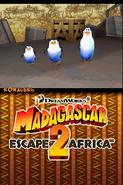 Madagascar Escape 2 Africa DS 216