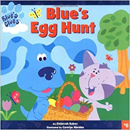 Blue's Egg Hunt/Gallery