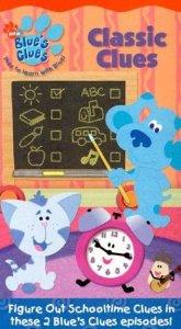 Blue's Clues: Classic Clues (2004) (Videos)