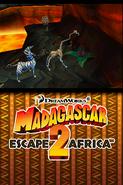 Madagascar Escape 2 Africa DS 140