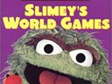 Sesame Street Slimey's World Games 2003 DVD/Gallery