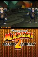 Madagascar Escape 2 Africa DS 262