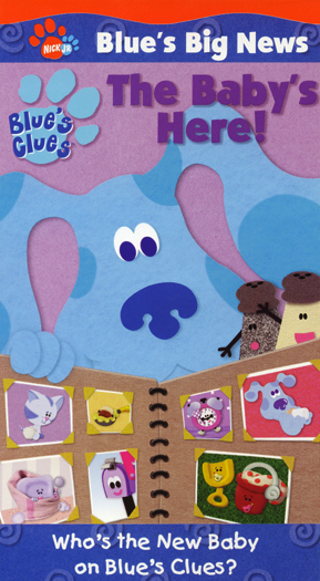 Blue's Big News Volume 2: The Baby's Here! (2001) (Videos)