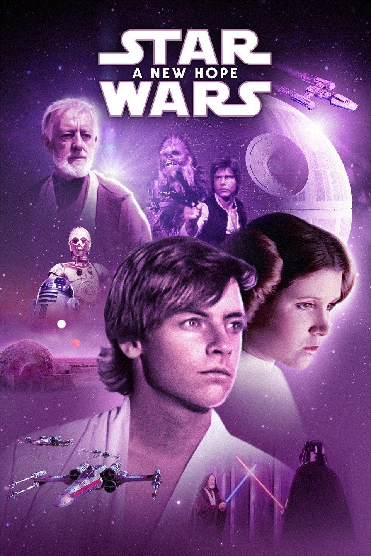 Star Wars: Episode IV - A New Hope (1977)