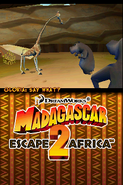 Madagascar Escape 2 Africa DS 115