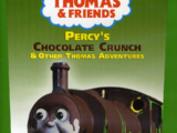 Percy's Chocolate Crunch and Other Thomas Adventures