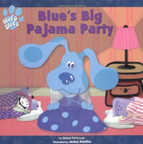 Blue's Big Pajama Party/Gallery