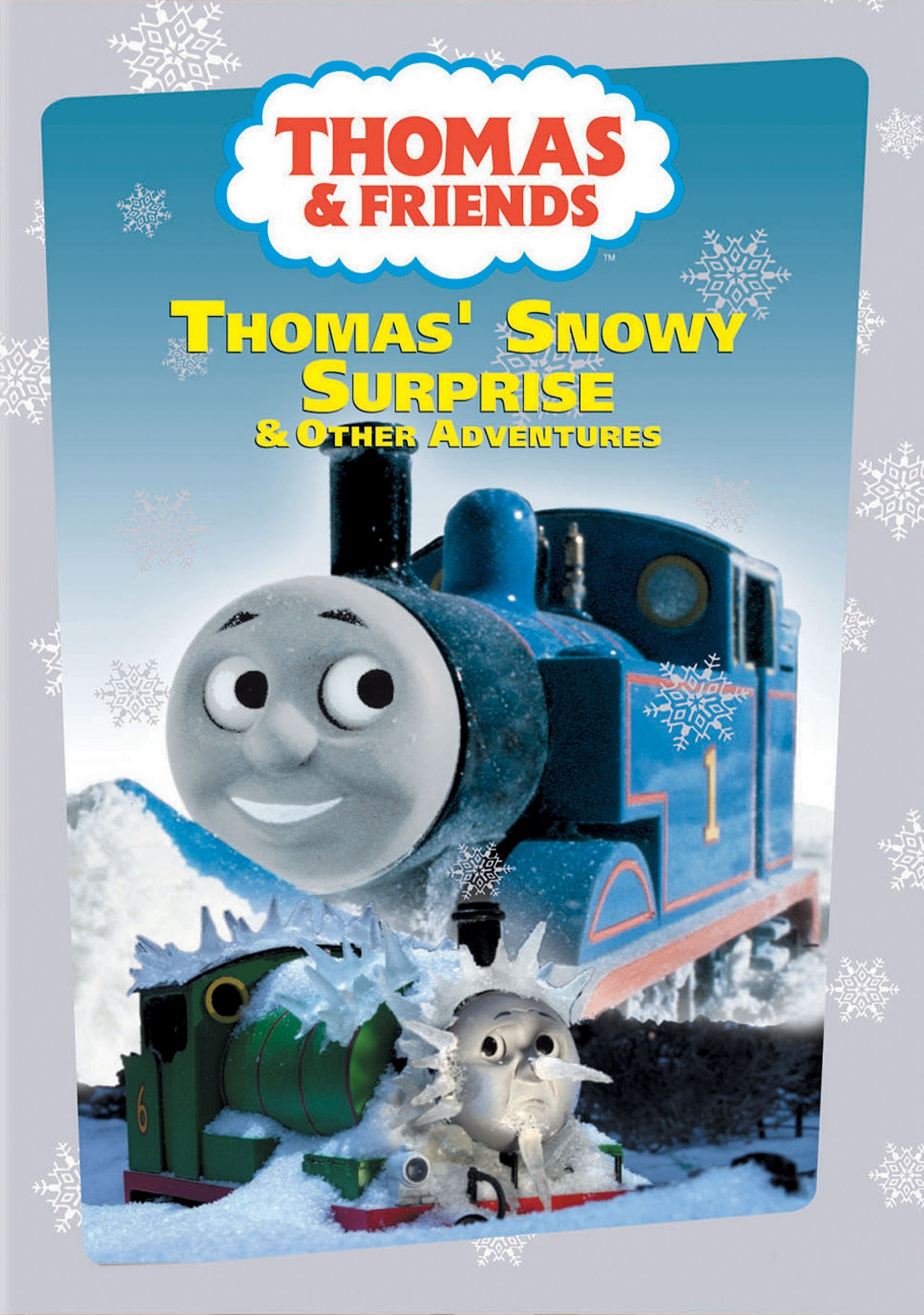 Thomas' Snowy Surprise and Other Adventures