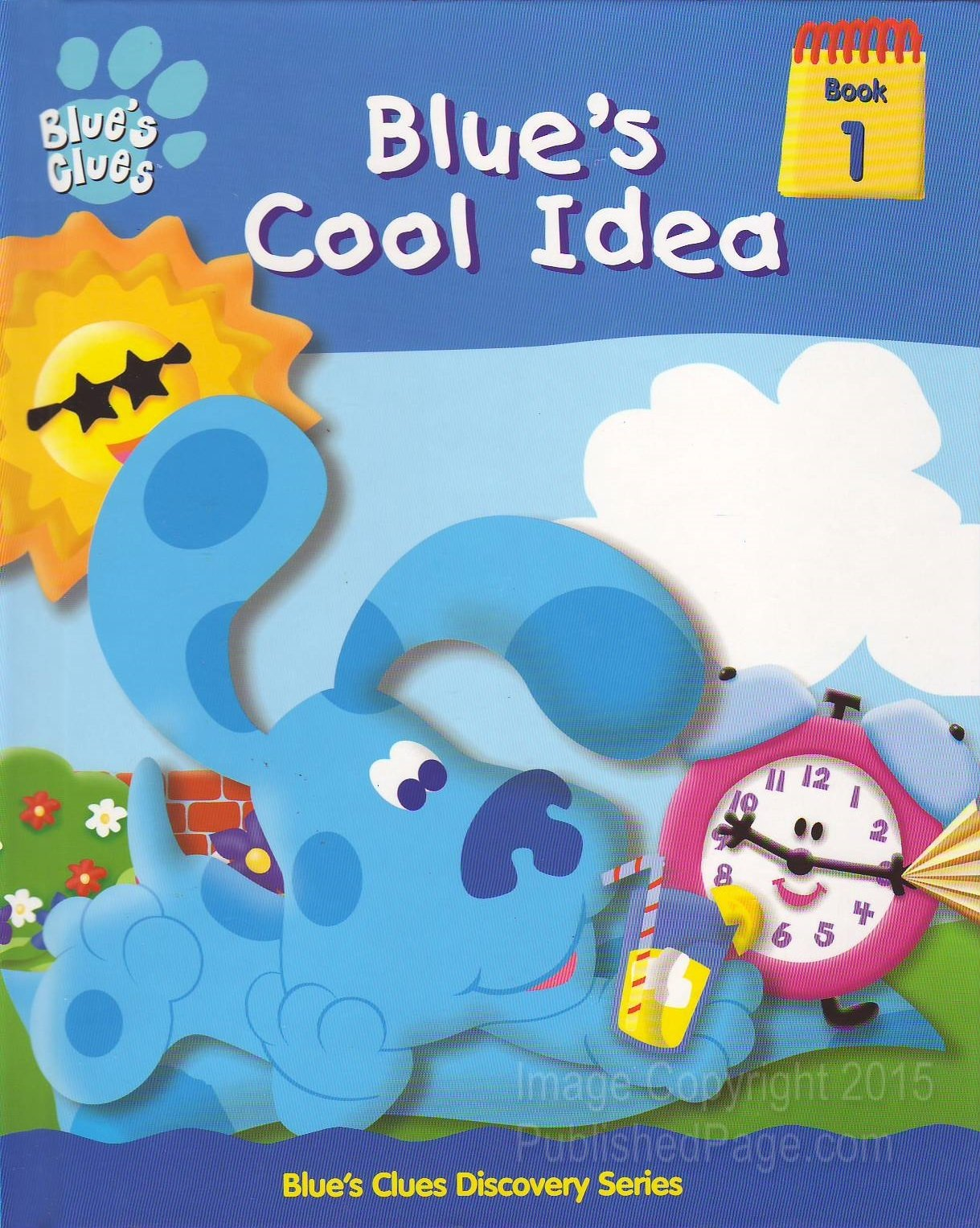 Blue's Cool Idea/Gallery