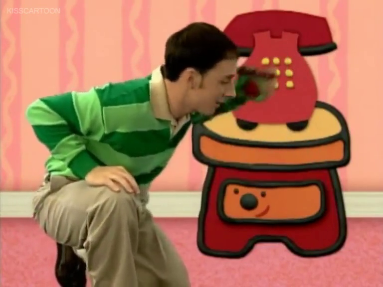 Blue's Clues/Image Gallery/Season 4