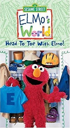 Elmo's World: Head to Toe with Elmo (2003)
