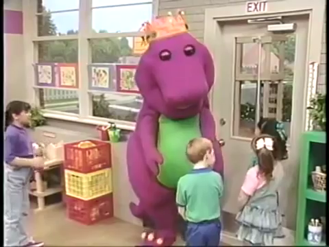 Barney's Birthday (1992 video)