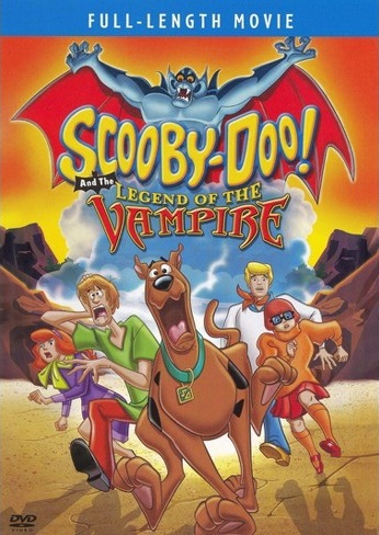 Scooby-Doo and the Legend of the Vampire (2003)