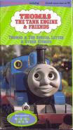 ThomasandtheSpecialLetterandOtherStories1995VHScover