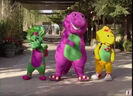 Sound Ideas, ELEPHANT - ELEPHANT TRUMPETING, THREE TIMES, ANIMAL, Barney Let's Go to the Zoo