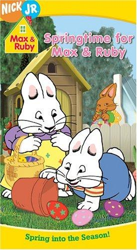Springtime for Max & Ruby 2005 DVD