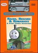 Races,RescuesandRunawaysDVDwithWoodenSilverPercy