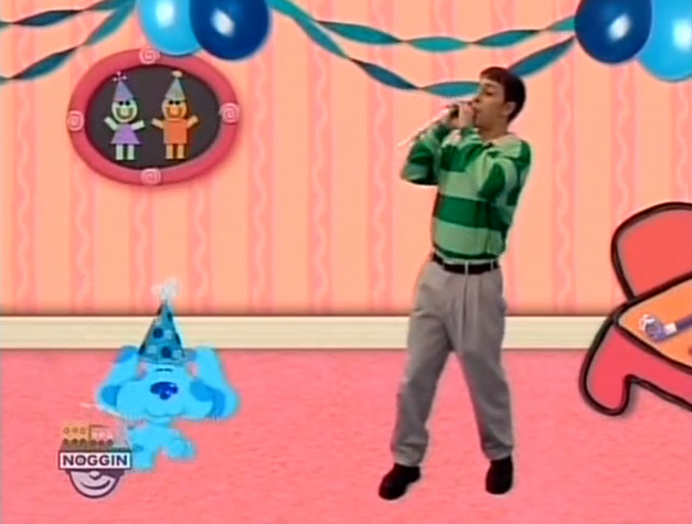 Blue's Clues: Blue's Biggest Stories (2006) (Videos)/Image Gallery