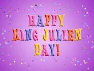 Happy King Julien Day