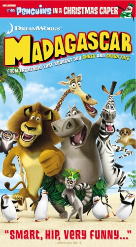 Madagascar 2005 DVD