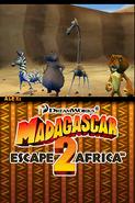 Madagascar Escape 2 Africa DS 90