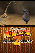 Madagascar Escape 2 Africa DS 45