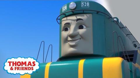 Meet Shane! Big World! Big Adventures! Thomas & Friends