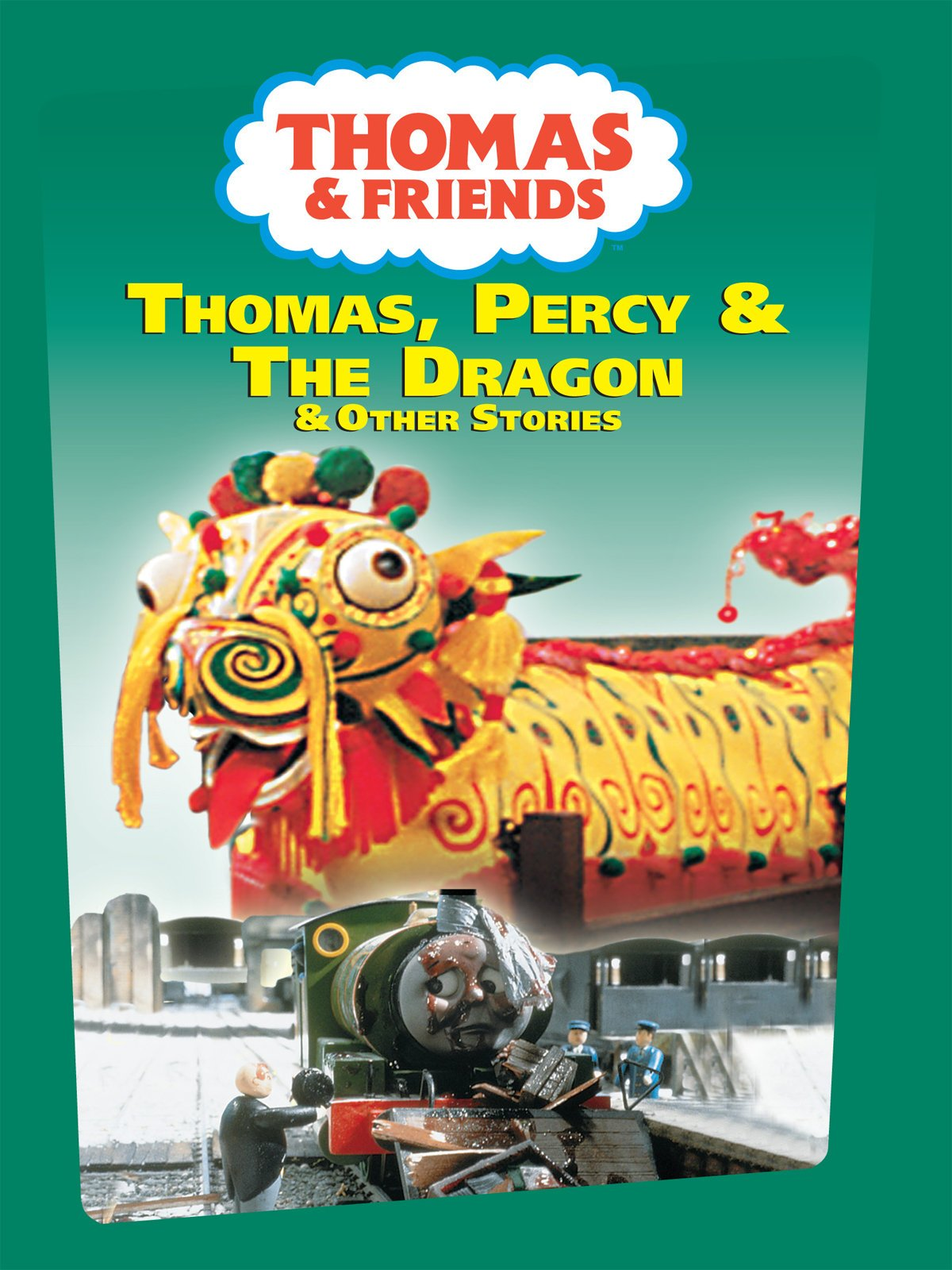 Thomas, Percy & the Dragon and Other Stories