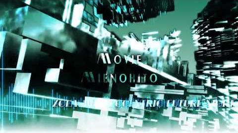 HD 3D 「Zola Miku ★ Eccentric Future Night」【Original MV】
