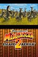 Madagascar Escape 2 Africa DS 11