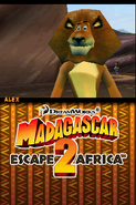 Madagascar Escape 2 Africa DS 251