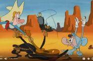 The Wacky World of Tex Avery Tex Avery Cartoon Intro Sound Ideas, CRASH, CARTOON - TONY'S BASS, DRUM AND CYMBAL CRASH, MUSIC, PERCUSSION